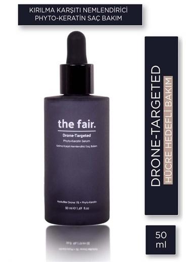 The Fair the fair. Drone-Targeted Hair Keratin Serum 50 ml Renksiz